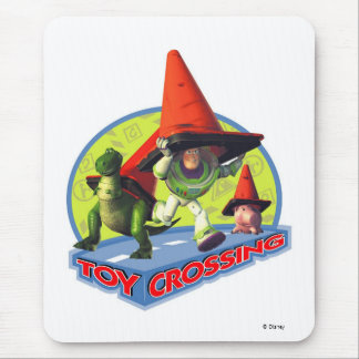 Toy Crossing Disney Mouse Pad