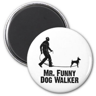 Toy Fox Terrier 6 Cm Round Magnet