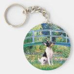 Toy Fox Terrier - Bridge Keychains