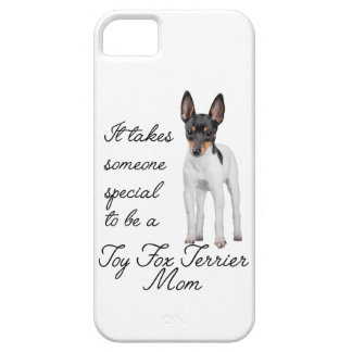 Toy Fox Terrier Mom Smartphone Case