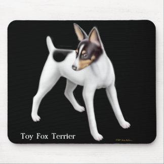 Toy Fox Terrier Mousepad