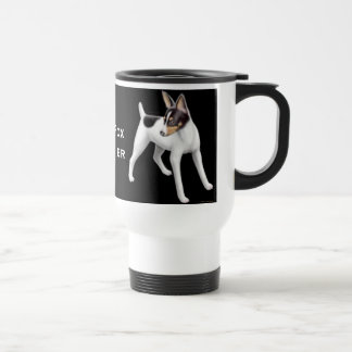 Toy Fox Terrier Travel Mug