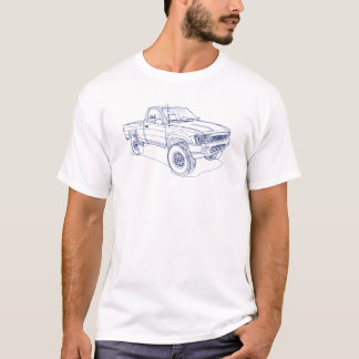 Toy Hilux Gen5 1989 T-Shirt