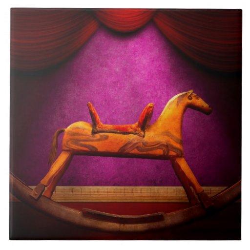 Toy - Hobby horse Tile