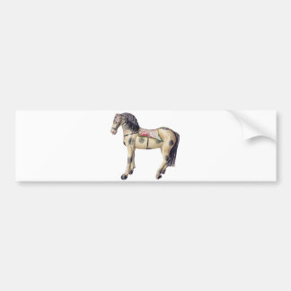 Toy Horse Bumper Stickers