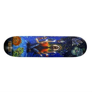 Toy Karma skate deck