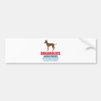 Toy Manchester Terrier Bumper Sticker