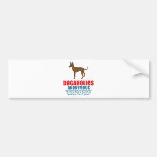 Toy Manchester Terrier Bumper Sticker