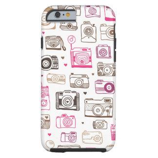 Toy photo lomo camera pattern tough iPhone 6 case