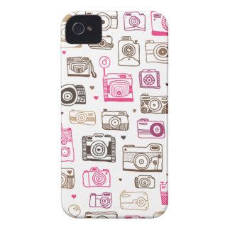 Toy photo lomo camera pattern Case-Mate iPhone 4 case