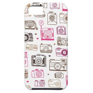 Toy photo lomo camera pattern iPhone 5 case