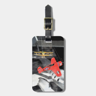 Toy Planes Luggage Tag
