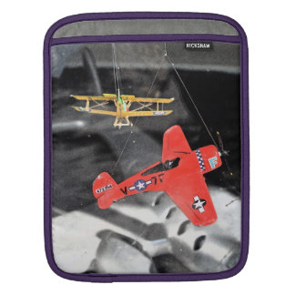 Toy Planes Sleeves For iPads