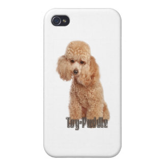 toy poodle breeds cover for iPhone 4
