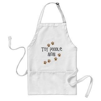 Toy Poodle Mom Standard Apron