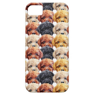 Toy poodle Original painting and design by miart Case For The iPhone 5