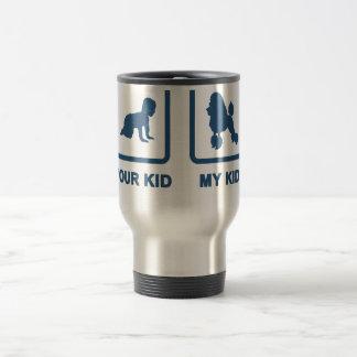Toy Poodle Travel Mug