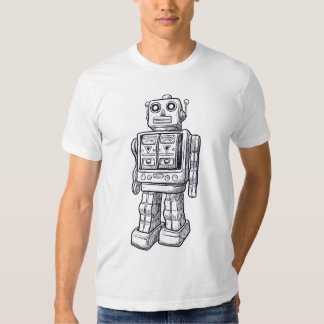 Toy Robot drawing Shirt
