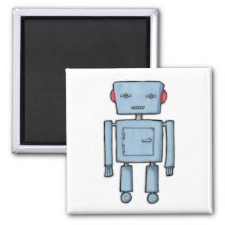 Toy Robot Magnet