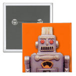 Toy Robot Square Button