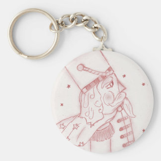 Toy Soldier in Red Key Chains