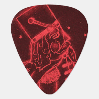 TOY SOLDIER in Red Plectrum