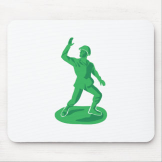 Toy Soldier Mouse Pad