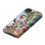 Toy Story 3 - Team Photo iPhone 4 Cases
