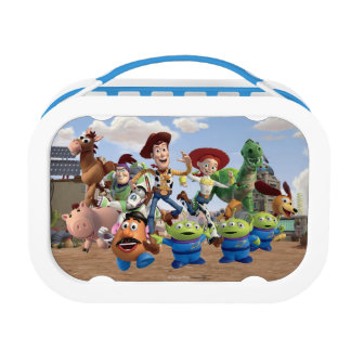 Toy Story 3 - Team Photo Lunchboxes