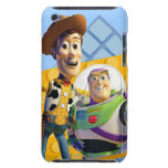 Toy Story's Buzz & Woody iPod Case-Mate Cases