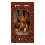 Toy - Teddy Bear - My Teddy Bear Pack Of Standard Business Cards