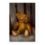 Toy - Teddy Bear - My Teddy Bear Postcard