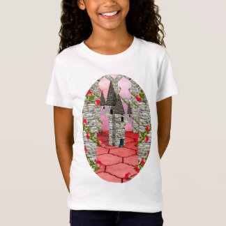 Toy towers and roses -  teeshirt T-Shirt