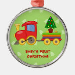 Toy Train, Baby's First Christmas