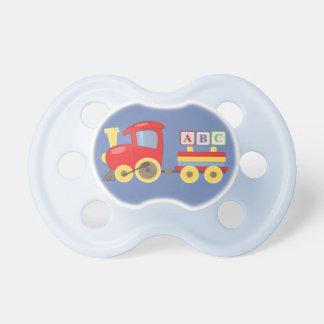 Toy Train Carrying ABC Alphabet Blocks Dummy