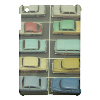 Toy Vintage Cars iPad Case