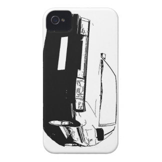 Toyota AE86 iPhone 4 Case