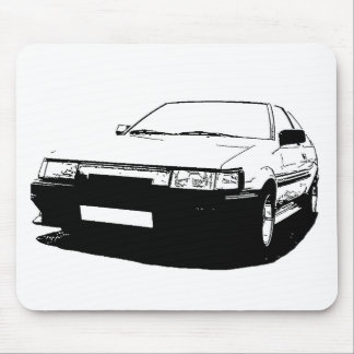 Toyota AE86 Mousemat