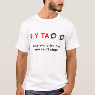 Toyota car trouble t-shirt