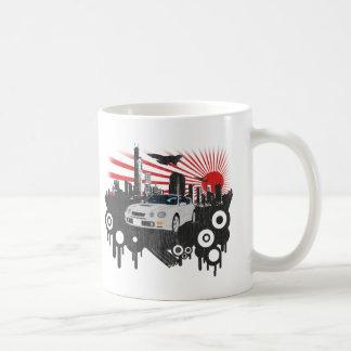 Toyota GT-4 Celica Coffee Mug