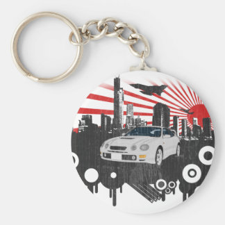 Toyota GT-4 Celica Key Ring