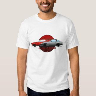 Toyota Vs. Datsun Tees