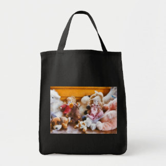 Toys - Childhood toys Tote Bags