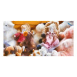 Toys - Childhood toys Personalised Photo Card