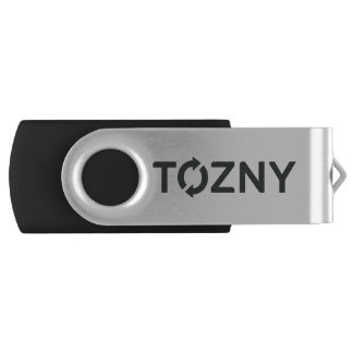 Tozny Thumb Drive Swivel USB 2.0 Flash Drive