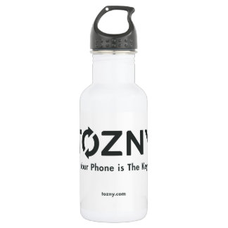 Tozny water bottle