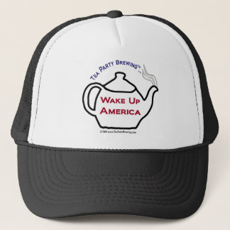TP0101 Tea Party Wake Up America Hat