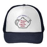 TP0102 I Wanna Party Like Its 1773 Hat
