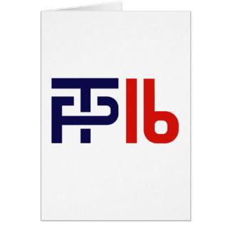 TP 16 - -  GREETING CARD