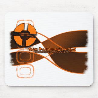 ]TPG[ Orange Mousepad